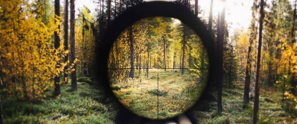 which hunting reticle is best