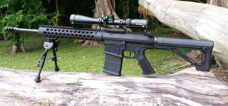 vortex crossfire 2 on AR15