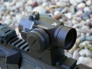 HOW TO USE A RED DOT SCOPE