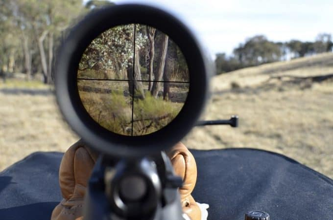 how to use a scope