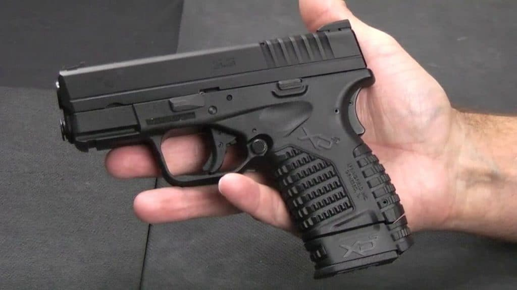 "Springfield XD-S 3.3"" Single Stack 9mm"