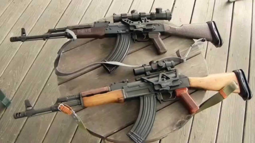 best scopes for ak47