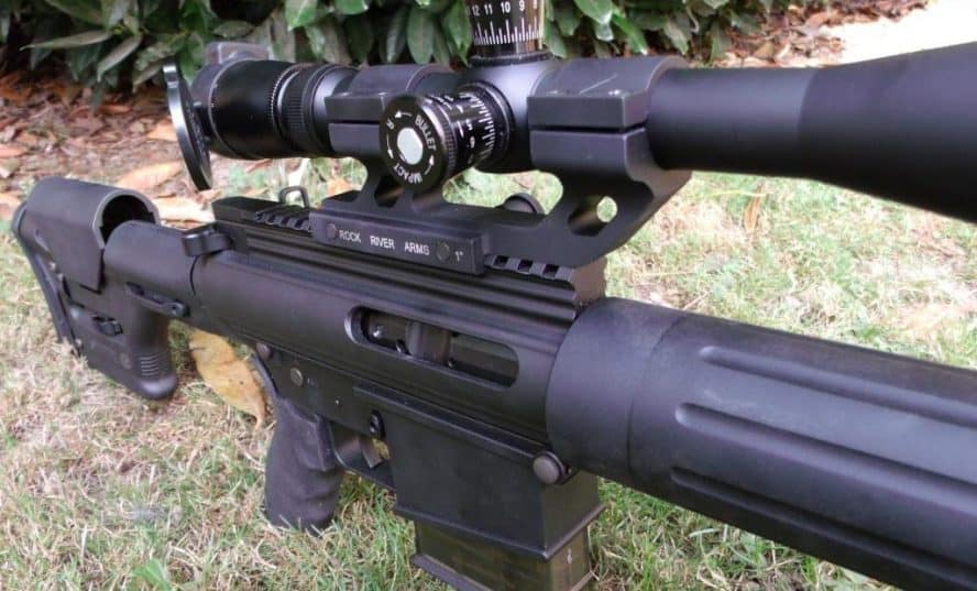 best ar 10 scope