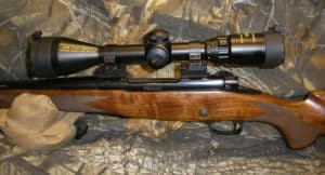 how to shim a rifle scope