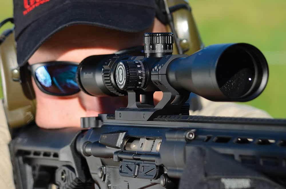 how to adjust scope for windage