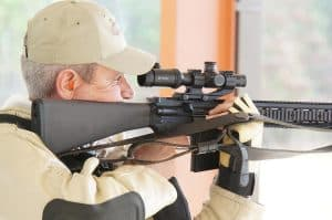best scope for cmp service rifle