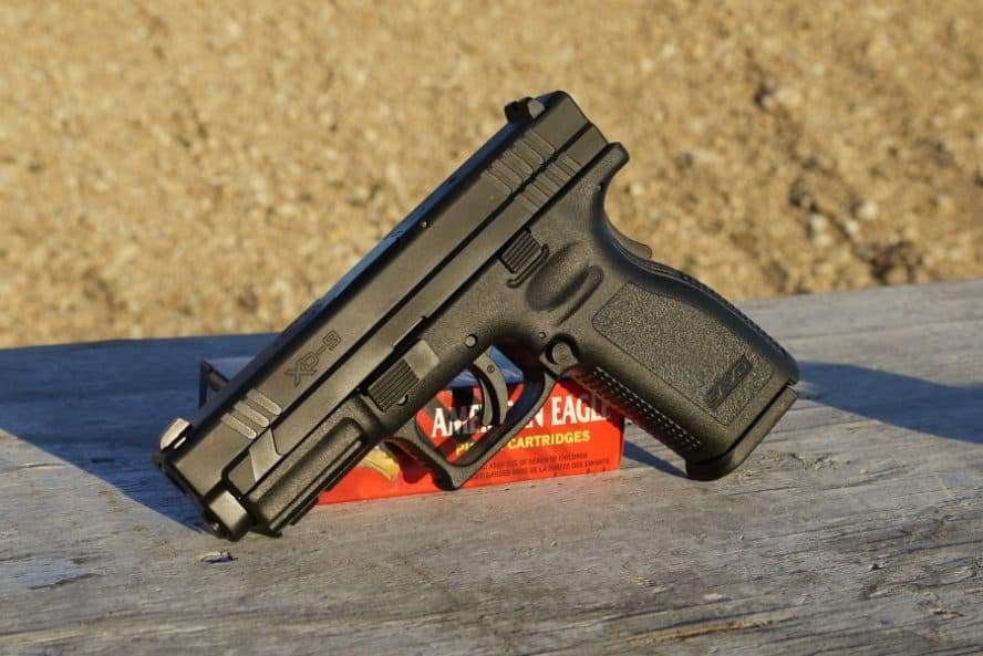 best holster for springfield xd 9mm