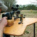 How To Sight In A Rifle Scope At 25 Yards