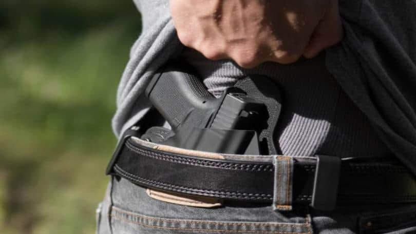 how to dress for concealed carry