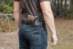 best gun belt for iwb