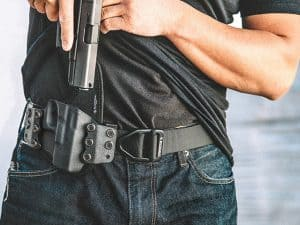 best owb holster for concealment