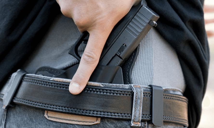 how to pick a concealed carry holster