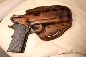best 1911 leather holster