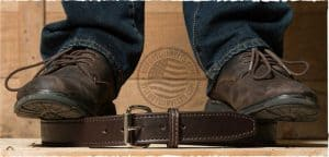 what makes a good gun belt