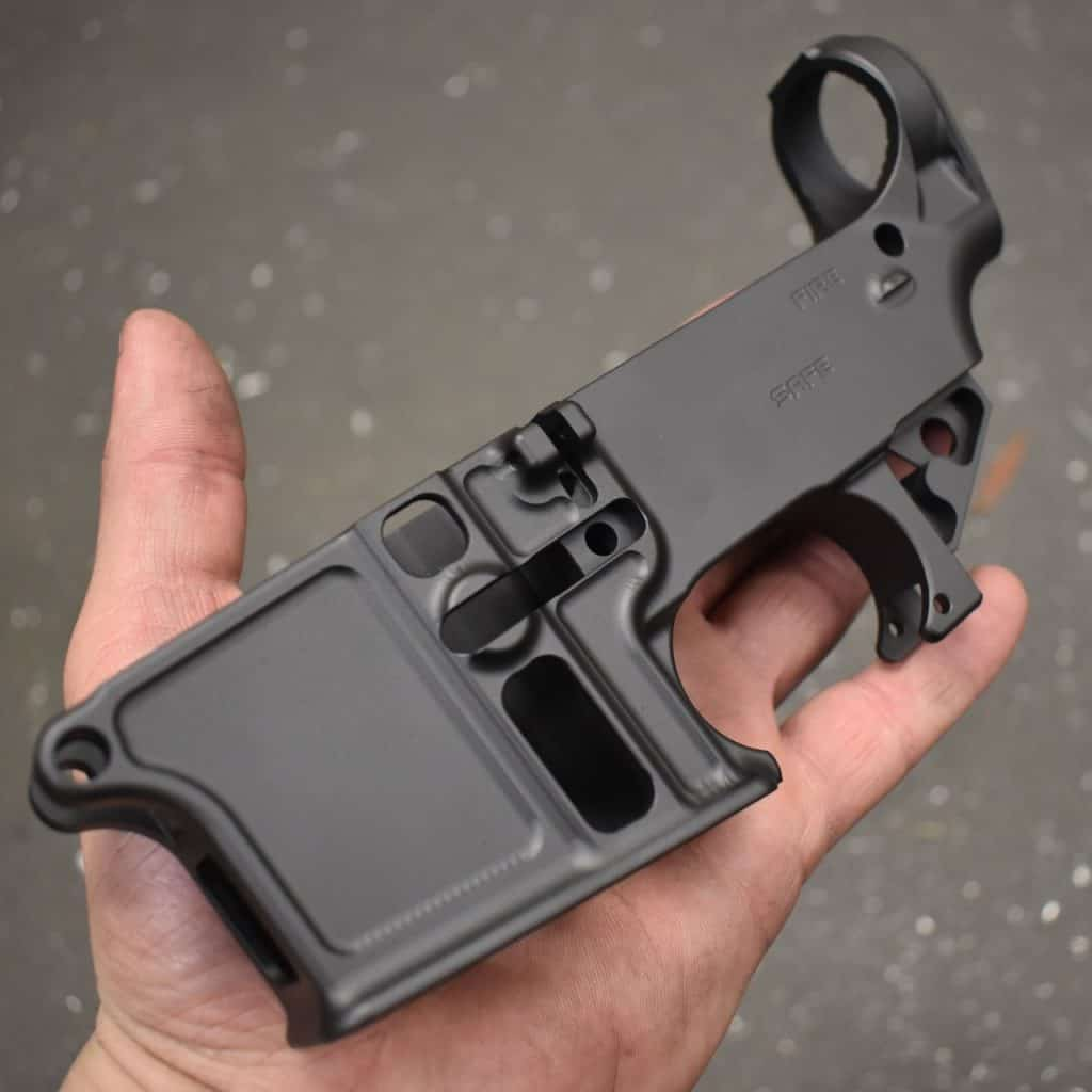 best ar-15 80 lower